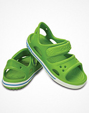 Tofflor - Crocs Crocband Kids Sandal Green