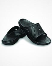 Tofflor - Crocs Baya Slide Black