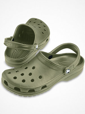 Tofflor - Crocs Classic Unisex Khaki