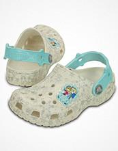 Tofflor - Crocs Classic Frozen Clog Silver/white