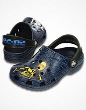 Tofflor - Crocs Classic Star Wars R2D2 C3PO Black/Blue