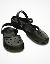 Tofflor - Crocs Karin Clog W Black