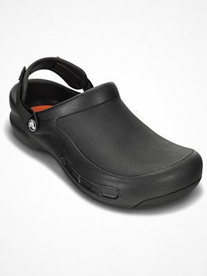 Tofflor - Crocs Bistro Pro Clog Orange/Black