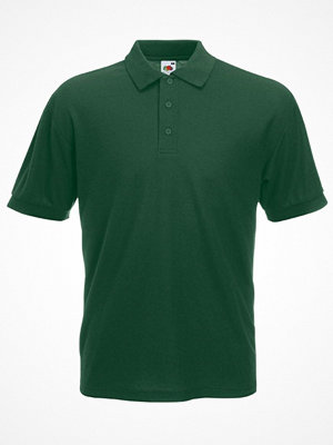 Fruit of the Loom 65/35 Polo Darkgreen