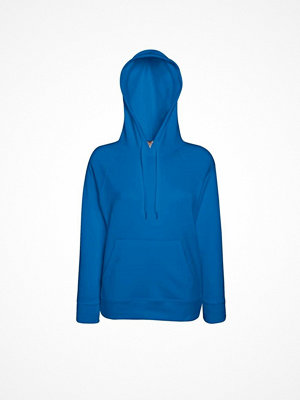 Fruit of the Loom Lady-Fit Light Hooded Sweat Royalblue