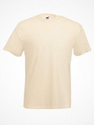 Fruit of the Loom Valueweight Crew Neck T Sand