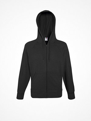 Fruit of the Loom Hooded Sweat Jacket Graphite