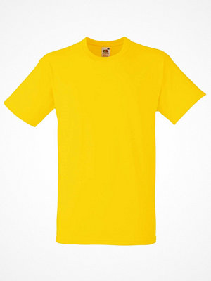 Fruit of the Loom Heavy Cotton T Yellow