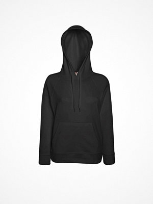 Fruit of the Loom Lady-Fit Light Hooded Sweat Graphite