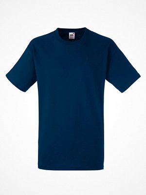 Fruit of the Loom Heavy Cotton T Navy-2