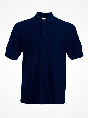T-shirts - Fruit of the Loom 65/35 Polo Darkblue