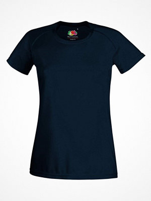 Fruit of the Loom Lady-Fit Performance T Darkblue