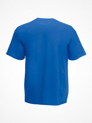 Fruit of the Loom Fitted Valueweight T Royalblue