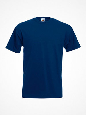 Fruit of the Loom Valueweight Crew Neck T Navy-2