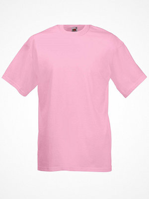 Fruit of the Loom Valueweight Crew Neck T Pink