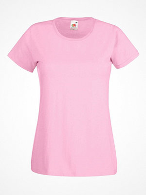Fruit of the Loom Lady-Fit Valueweight T Lightpink