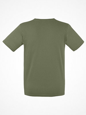 Fruit of the Loom Fitted Valueweight T Olive