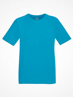 Fruit of the Loom Performance T Blue