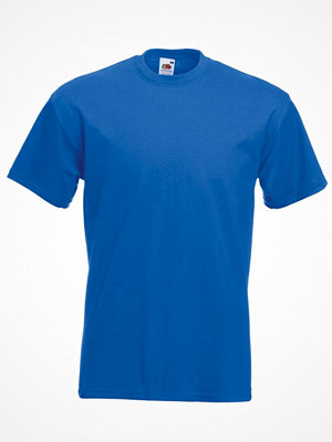 Fruit of the Loom Valueweight Crew Neck T Royalblue