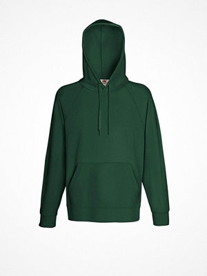 Fruit of the Loom Light Hooded Sweat Darkgreen