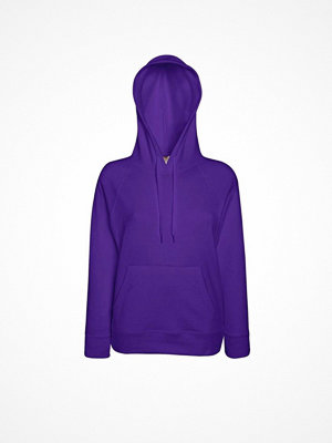 Fruit of the Loom Lady-Fit Light Hooded Sweat Lilac