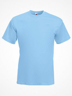 Fruit of the Loom Valueweight Crew Neck T Skyblue