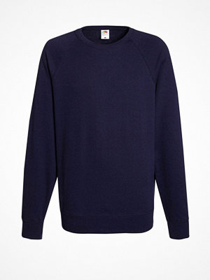 Fruit of the Loom Light Raglan Sweat Darkblue