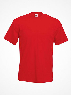 Fruit of the Loom Super Premium T Red