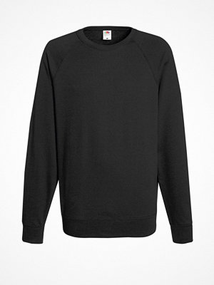 Fruit of the Loom Light Raglan Sweat Graphite
