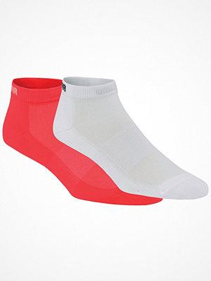 Kari Traa 2-pack Skare Sock Coral/White