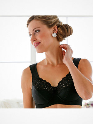 Miss Mary of Sweden Miss Mary Amsterdam Underwire Bra Black