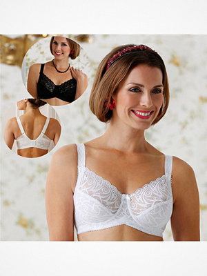Miss Mary of Sweden Miss Mary Underwired bra 2867 F White