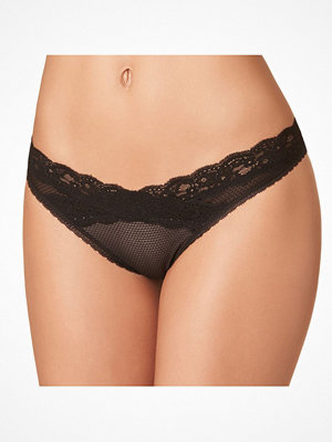 Passionata Brooklyn Tanga Black
