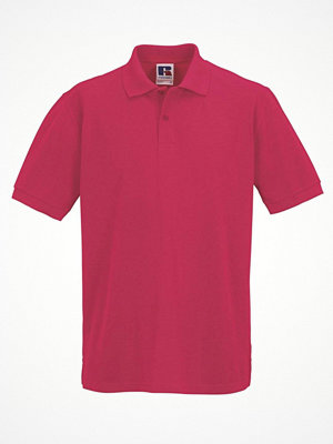 T-shirts - Russell M Classic Cotton Polo Pink