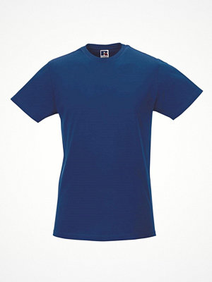 T-shirts - Russell Mens Slim Fit T Royalblue