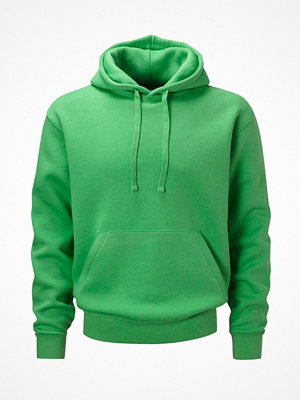 Russell Authentic Hooded Sweat Green