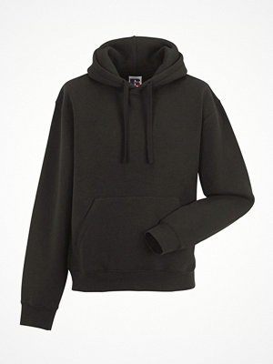 Russell Authentic Hooded Sweat Black