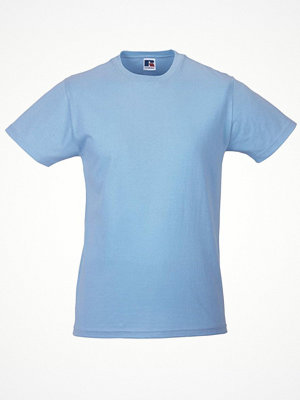 T-shirts - Russell Mens Slim Fit T Blue