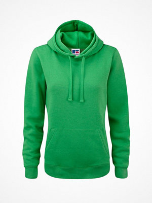 Russell Ladies Authentic Hooded Sweat Green