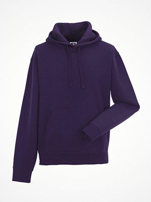 Russell Authentic Hooded Sweat Lilac