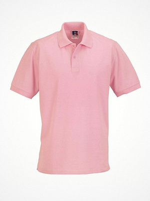 T-shirts - Russell M Classic Cotton Polo Lightpink
