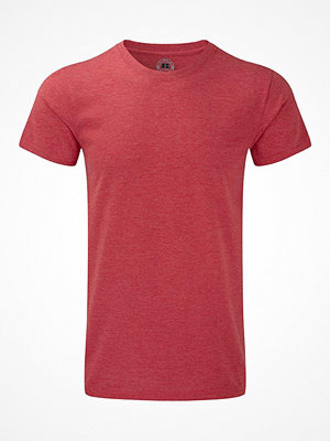 T-shirts - Russell Mens HD Tee Red