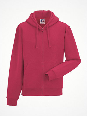 Russell Authentic Zipped Hood Pink