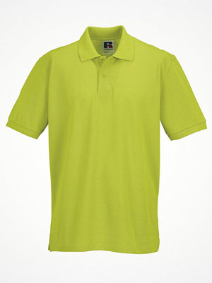 Russell M Classic Cotton Polo Light green