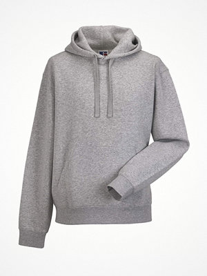 Russell Authentic Hooded Sweat Greymarl