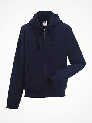 Russell Authentic Zipped Hood Darkblue