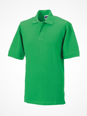 Russell M Classic Cotton Polo Green