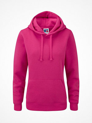 Russell Ladies Authentic Hooded Sweat Pink