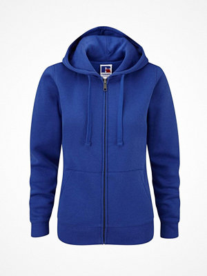 Russell Ladies Authentic Zipped Hood Royalblue