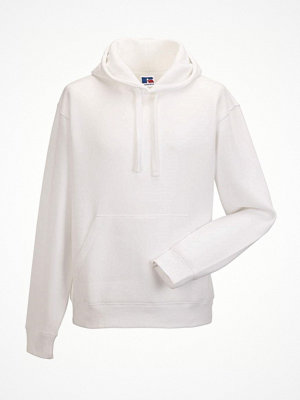 Russell Authentic Hooded Sweat White